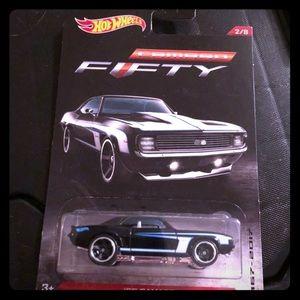 Hotwheels 69 Camaro